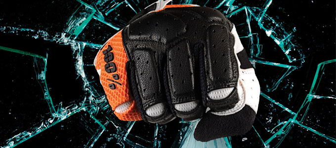 100percent guantes 2015