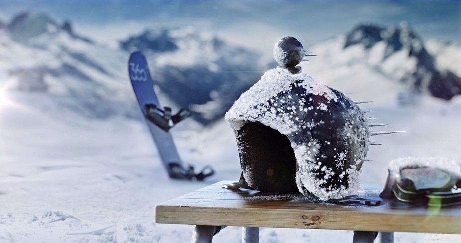 360fly snowboard