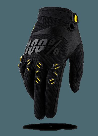 guantes 100percent airmatic