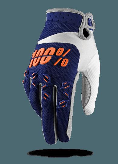100percent airmatic guantes