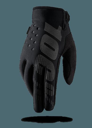 100percent brisker guantes