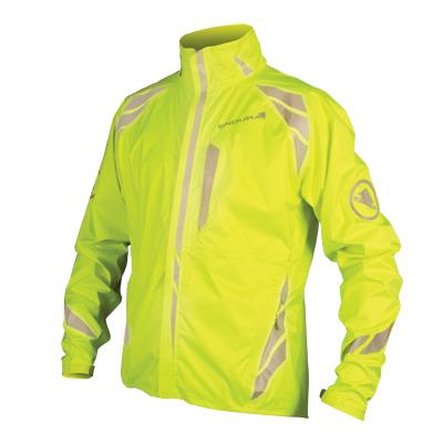 Endura Luminite II Jacket amarillo