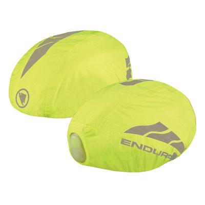 Endura Luminite funda casco yellow