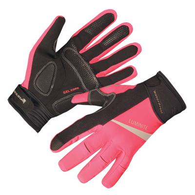 Endura Luminite guante pink