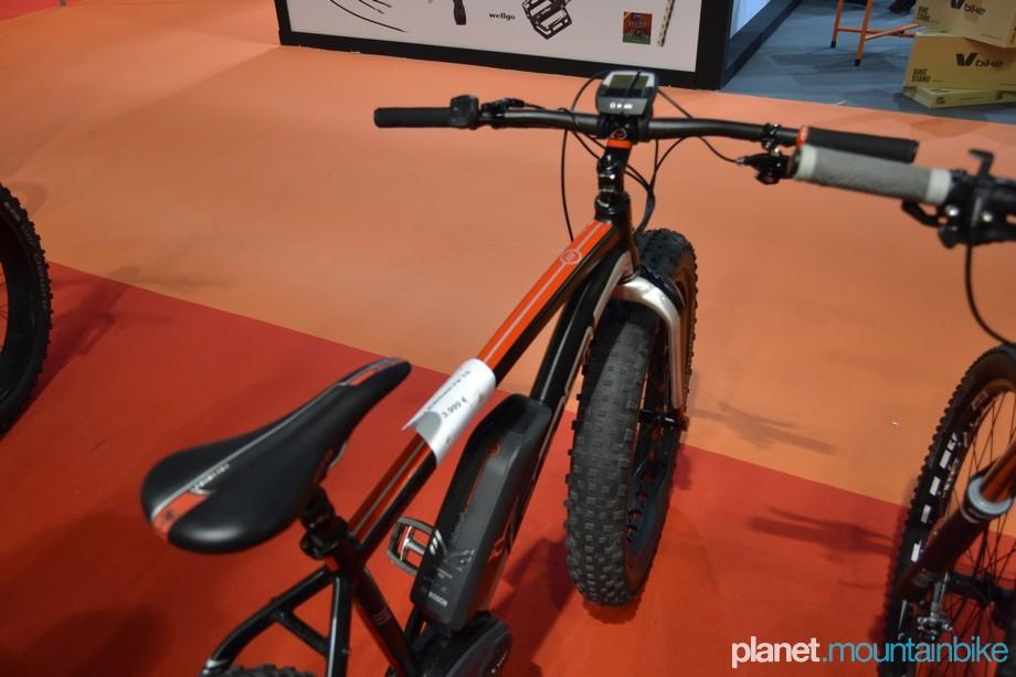 Felt Lebowske eFat Bike