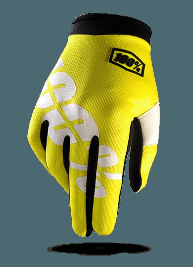 guantes 100percent iTrack