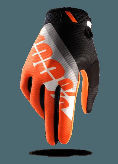 100percent Ridefit guantes