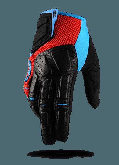 guantes 100percent simi
