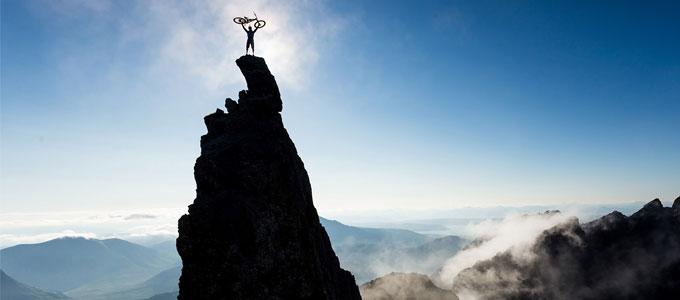 Danny MacAskill Ther Ridge
