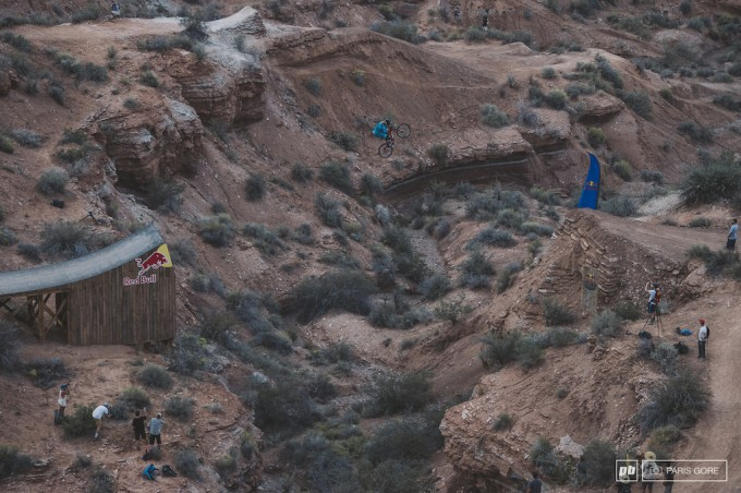 kelly mcgarry red bull rampage 2014