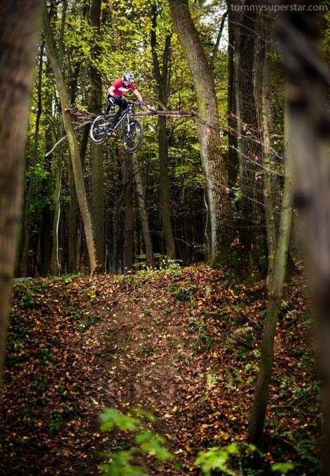 ninja drop dh bike