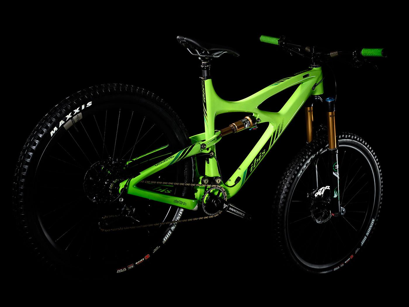 Mojo HD3 Green