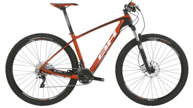 BH Ultimate RC 8.7 29er 2015