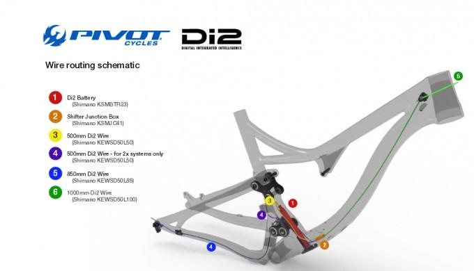 Pivot Mach 429SL Carbon XTR Di2