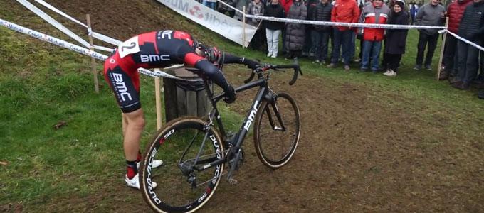 absalon caida ciclocross