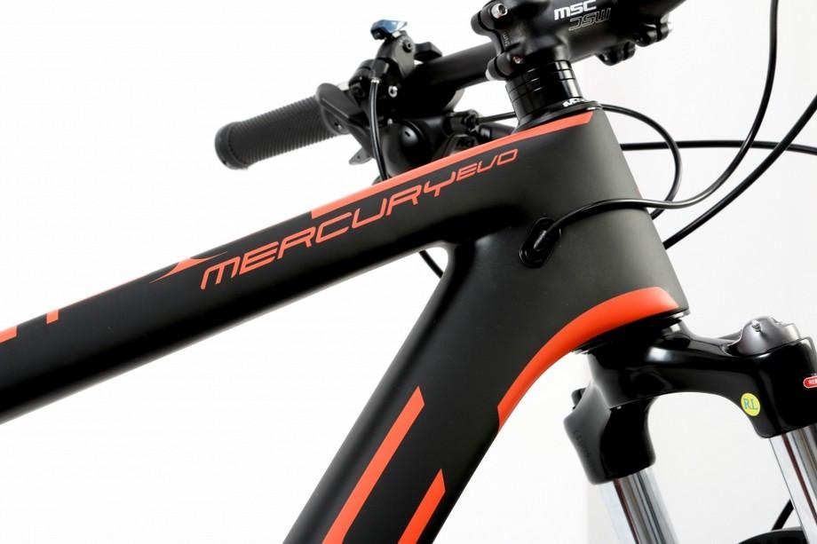 MSC Bikes mercury carbon