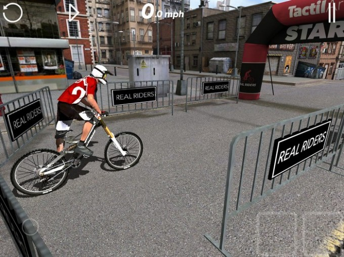 real riders mtb game