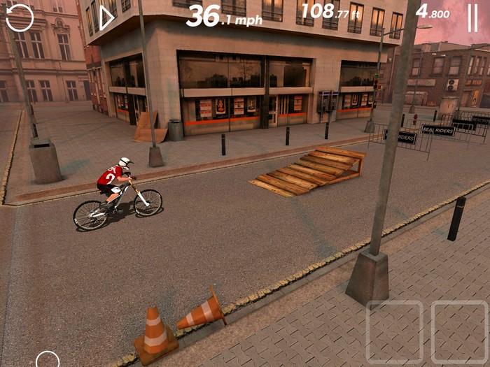 real riders mtb game urban