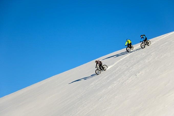 rocky mountain fat bike