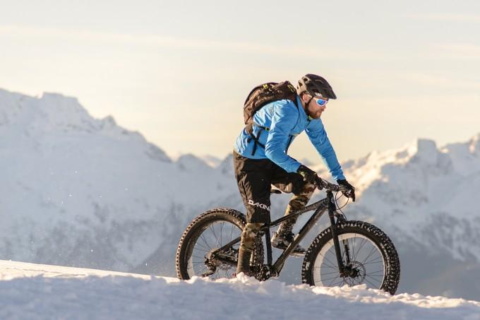 rocky mountain fat bike blizzard