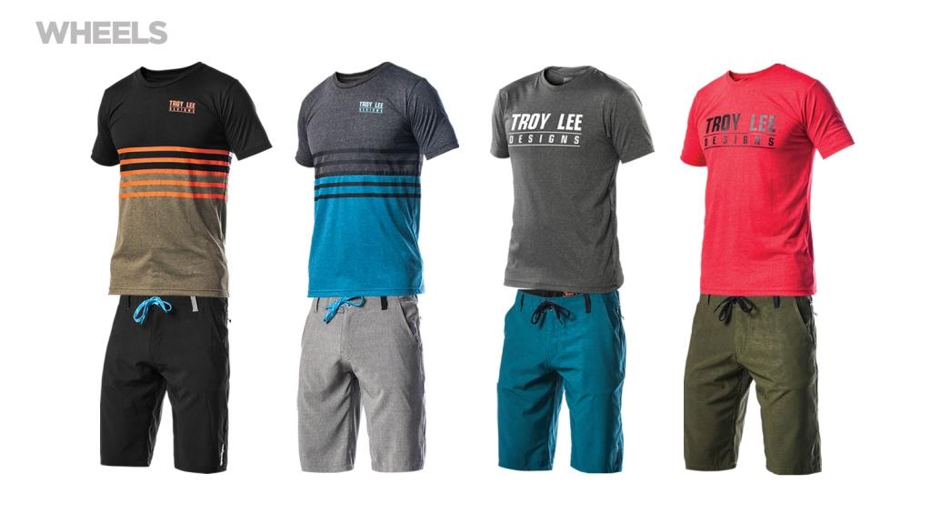 Troy Lee Design ropa 2015