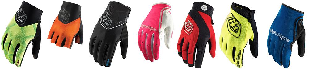 Troy Lee Design guantes 2015