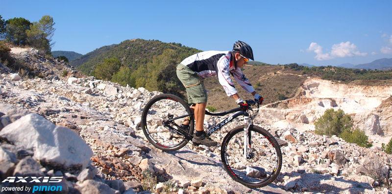 mountain bikes axxis
