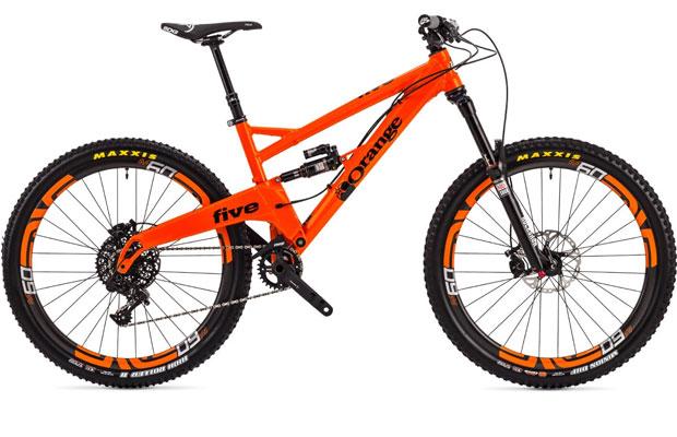 Orange Five 2015
