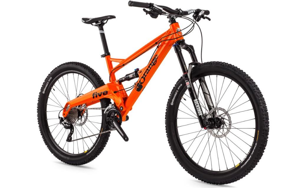 orange five S 2015
