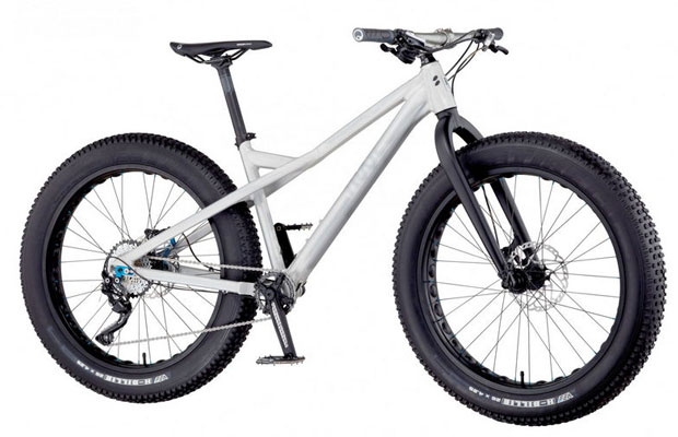 Rose BIkes the tusker 1 fat bike