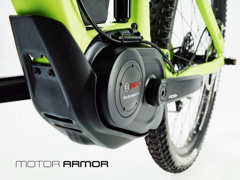 trek motor armor