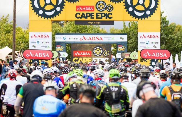Absa Cape Epic segunda etapa