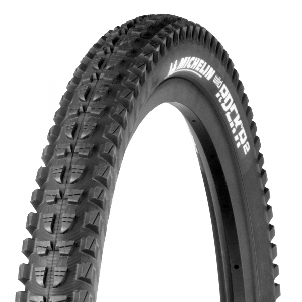 Cubierta MICHELIN WILD ROCK'R² Advanced Reinforced 27,5x2,35