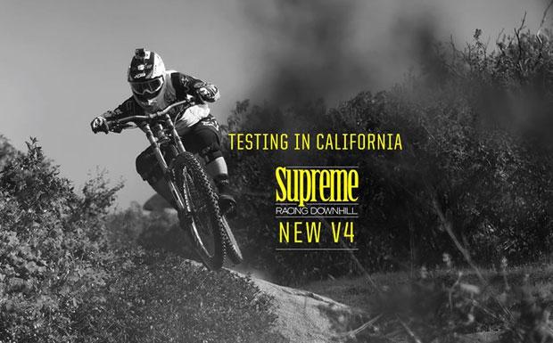 Commencal Supreme V4 video