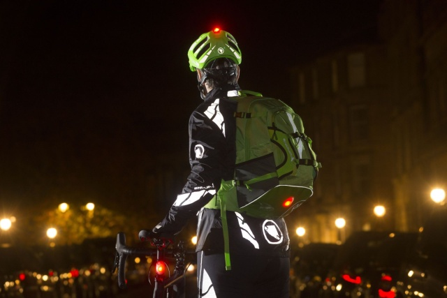 Endura Luminite Helmet LED