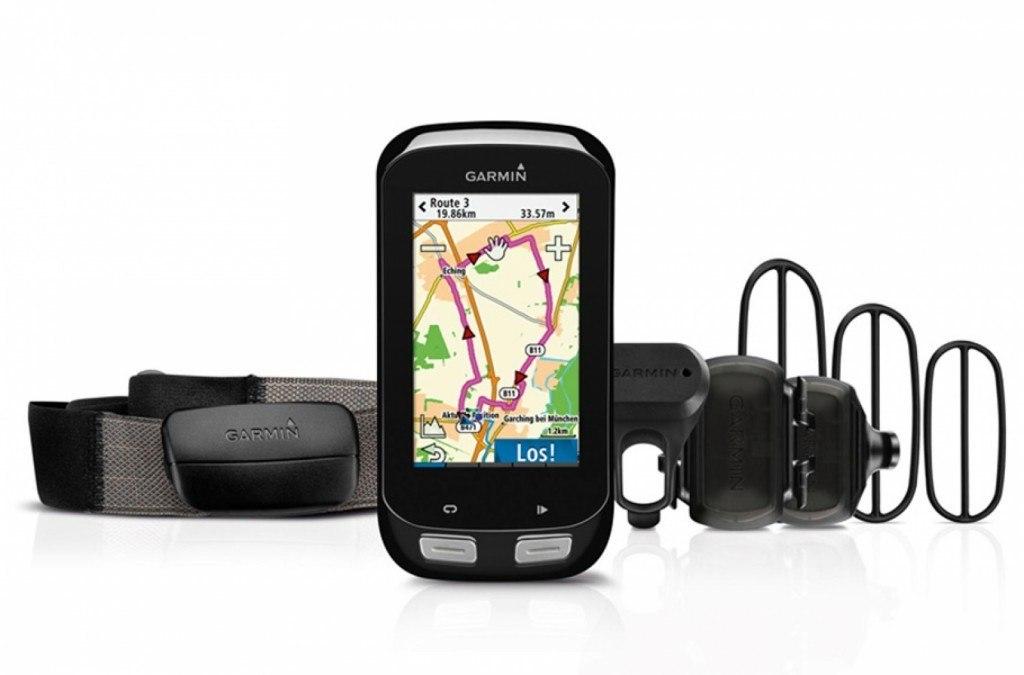 GPS GARMIN EDGE 810 HRM + Cadencia