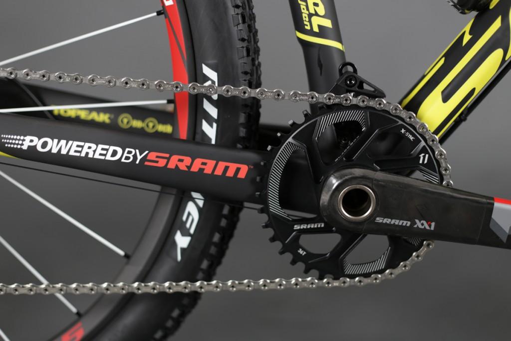 Nino Schurter bike 2015 SRAM XX1