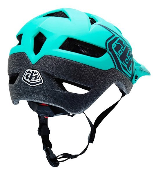 Casco Troy Lee Design A1 drone turquoise LTD