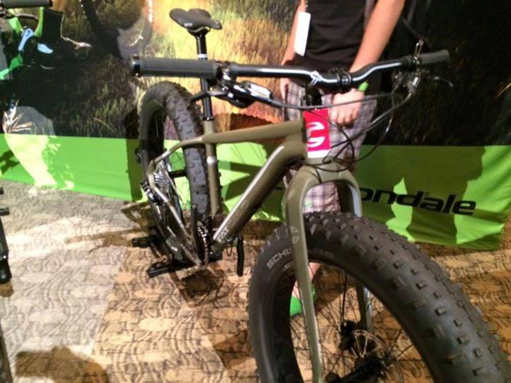 cannondale fat bike