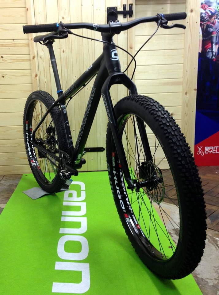 Cannondale Trail SS 27.5+ 2016