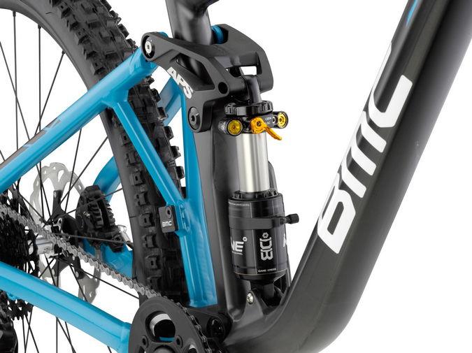 bmc speedfox trailcrew suspension