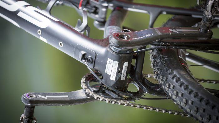 focus spine pedalier