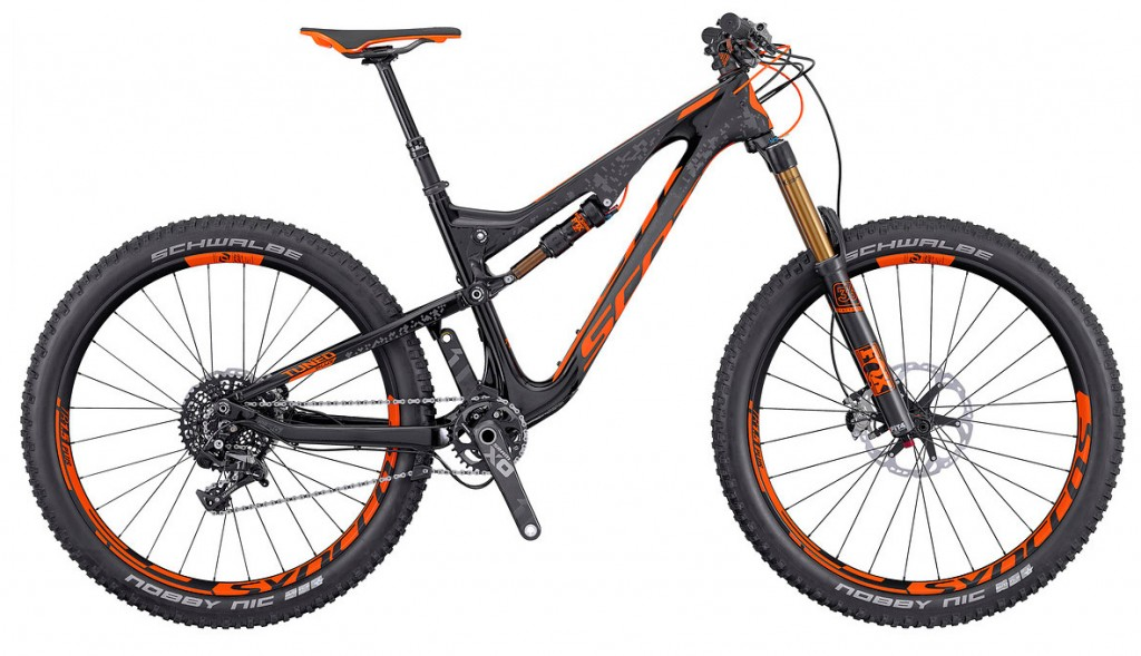 scott genius LT plus 2016