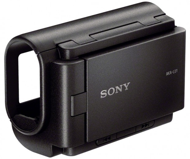 Sony action cam lcd