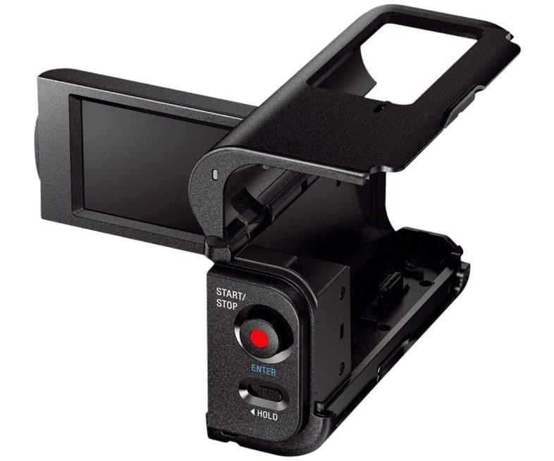 Sony AKALU1 action cam lcd
