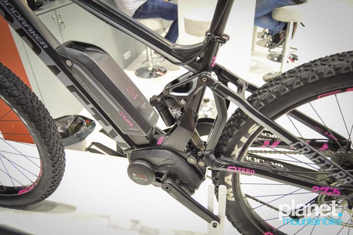 Mondraker Crafty e-bike