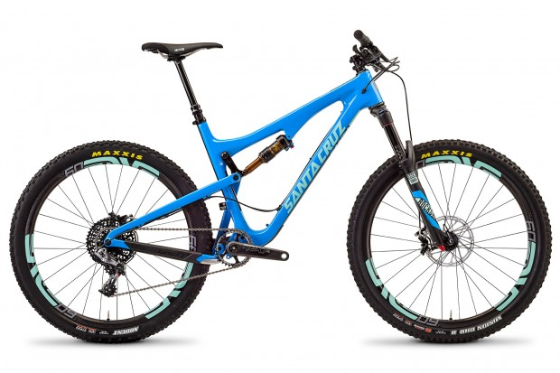 Santa Cruz 5010 2016 Blue