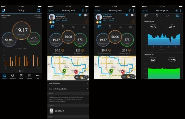 Garmin Connect Mobile 3.0