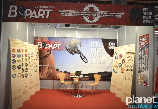 stand bpart components