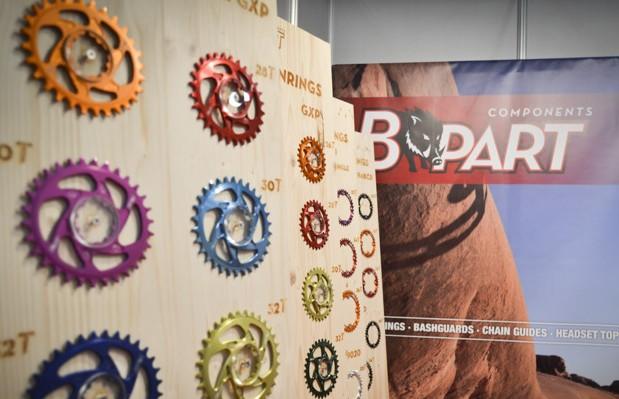 bpart components unibike 2015
